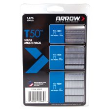 Arrow 50MP T50 Staple Multi-Pack